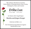Erika Lux