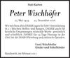 Peter Wischhöfer