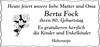 Berta Fock