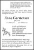 Anna Carstensen