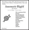 Annemarie Hüpfel