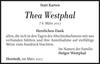 Thea Westphal
