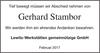 Gerhard Stambor