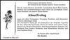 Alma Freitag