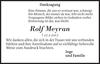 Rolf Meyran