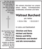 Waltraut Burchard