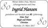 Ingrid Hansen