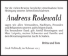 Andreas Rodewald