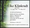 Elke Klinkradt