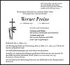 Werner Preine
