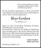 Heye Gerdsen