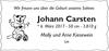 Johann Carsten