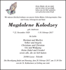 Magdalene Kolodzey