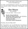 Ilse Meyer