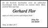 Gerhard Flor