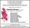Christa Krone