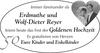 Erdmuthe und Wolf-Dieter Reyer