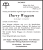 Harry Woggan