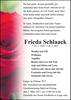 Frieda Schlaack