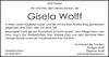 Gisela Wolff