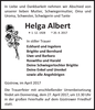 Helga Albert