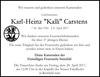 Karl-Heinz 'Kalli' Carstens