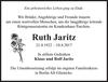 Ruth Jaritz
