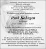 Ruth Kohagen