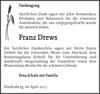 Franz Drews