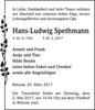Hans-Ludwig Spethmann